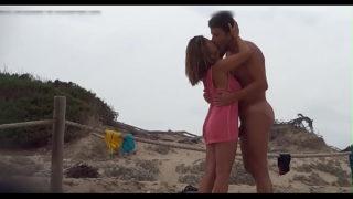 Milf on a Nude Beach.