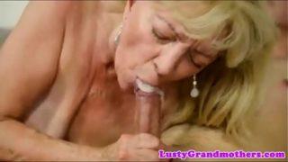 Semen Mouth Granny Compilation