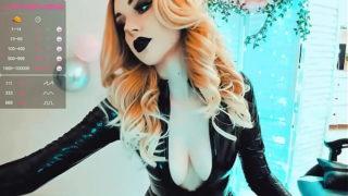 God I Love Goth Chicks in Latex…