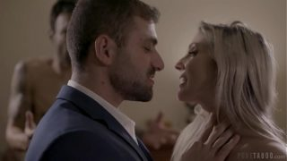 Pure Taboo Cheating Wife Busted With Husband's Co-worker Free Complete Scene With Christie Stevens