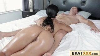 Incredibly Sexy Latina Go for a Rough Fuck – Misty Quinn