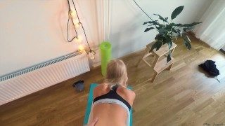 Signed Up for Yoga Just to Sex My Instructors Ass – Miss Impulse